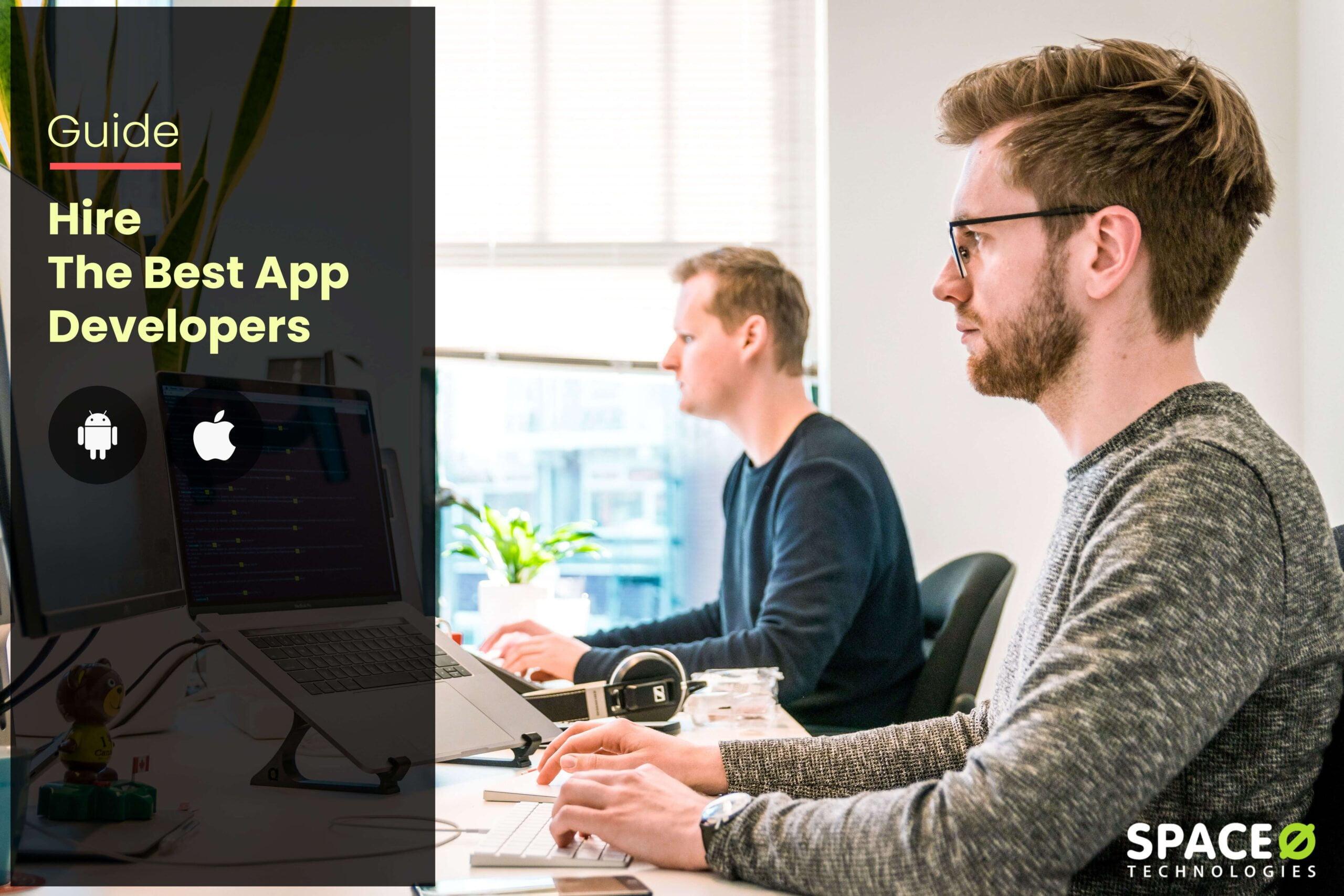 find app developers
