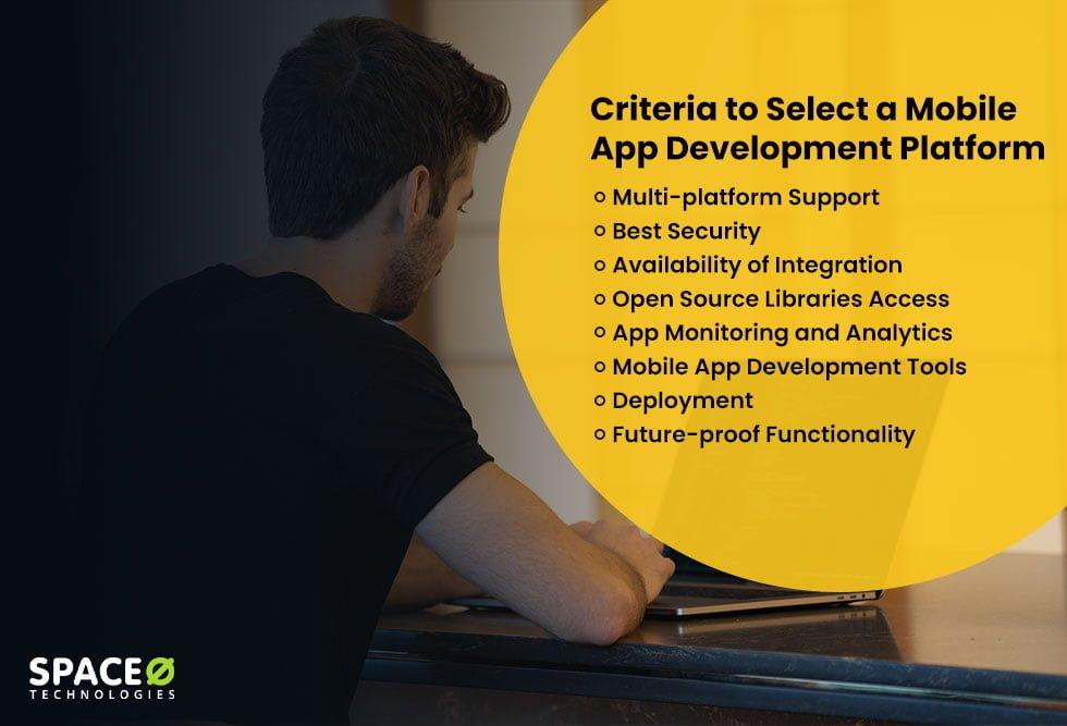 how to select mobile app development platforms
