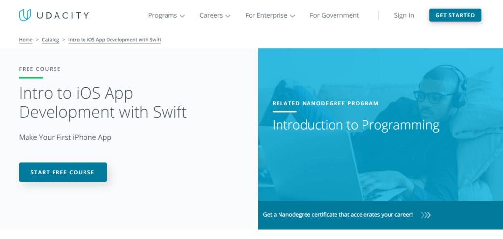 Udacity - Intro to iOS App Development with Swift