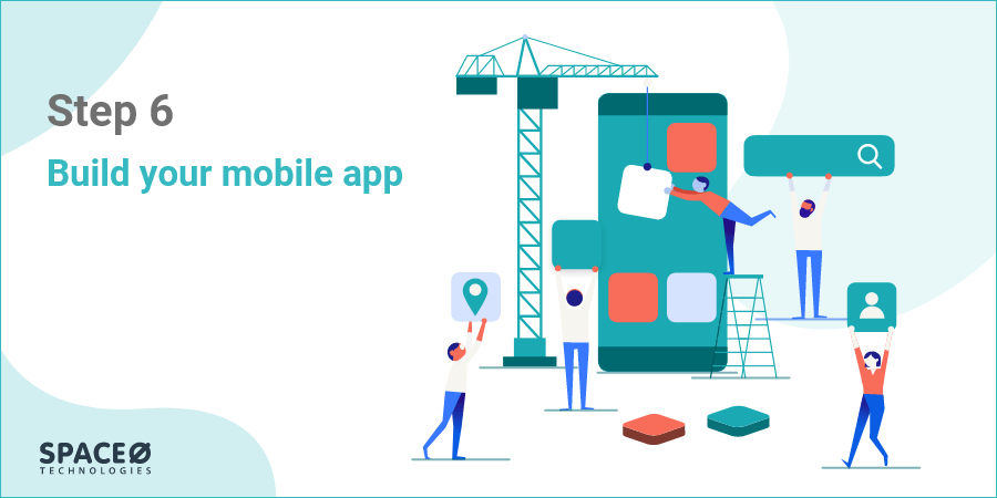 Build your mobile app
