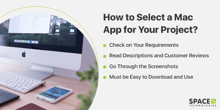 How to Select a Mac App for Your Project