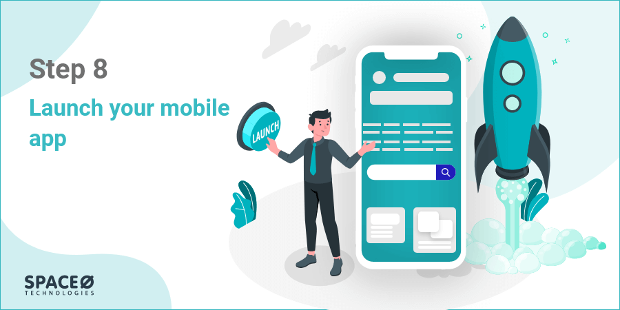 Launch your mobile app