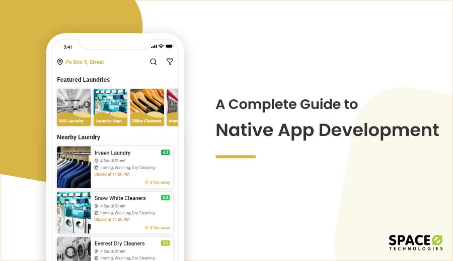 native app development