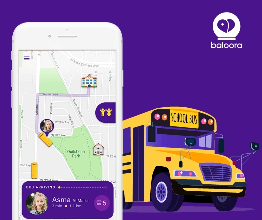 Baloora School Tracking App
