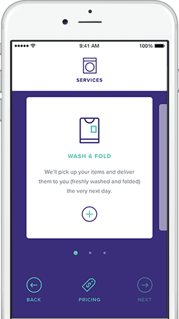 Laundry & Dry Cleaning Apps