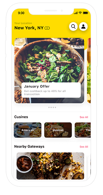 Food Delivery App Demo
