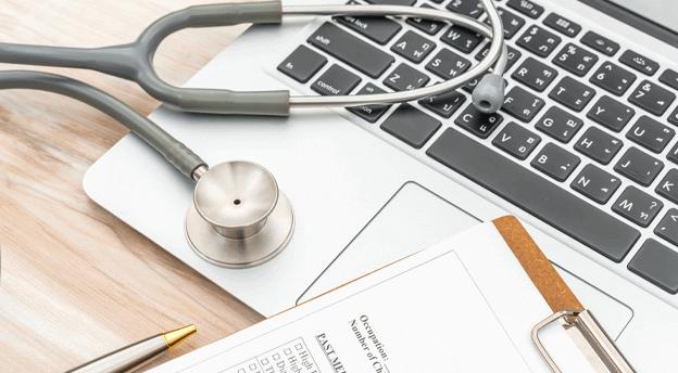 convert website into app for Healthcare Industry