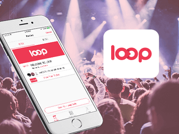 Loop Party with friends
