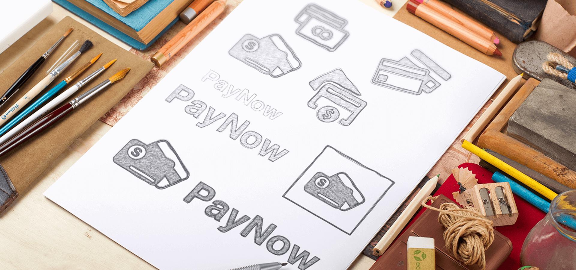 Paynow for Stripe app icon design