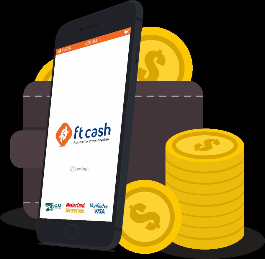 FTCash app banner