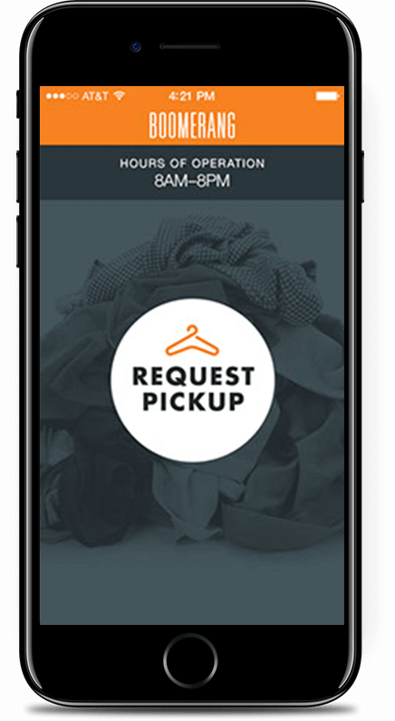 top features of laundry app