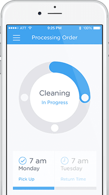 Top Dry Cleaning Apps