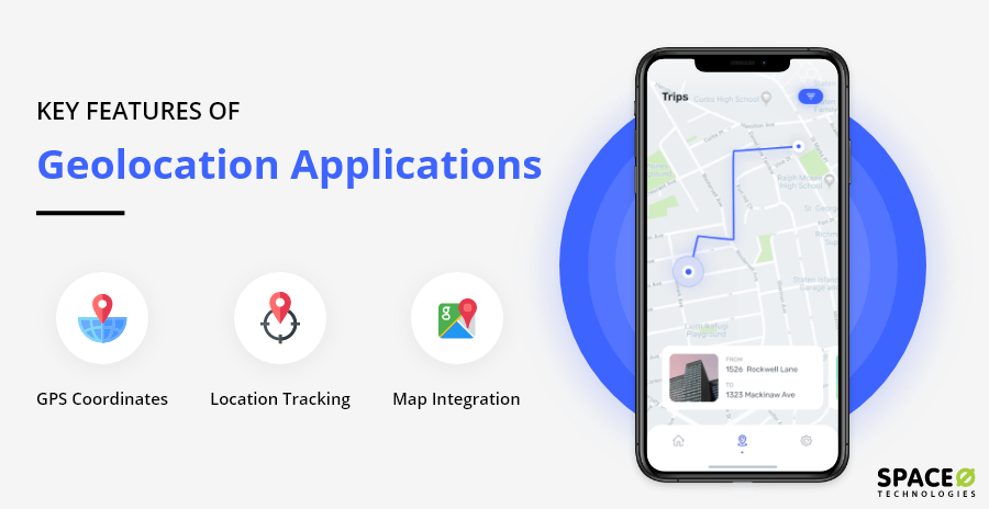 Key Features of Geolocation Applications