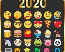 Keyboard - Emoji
