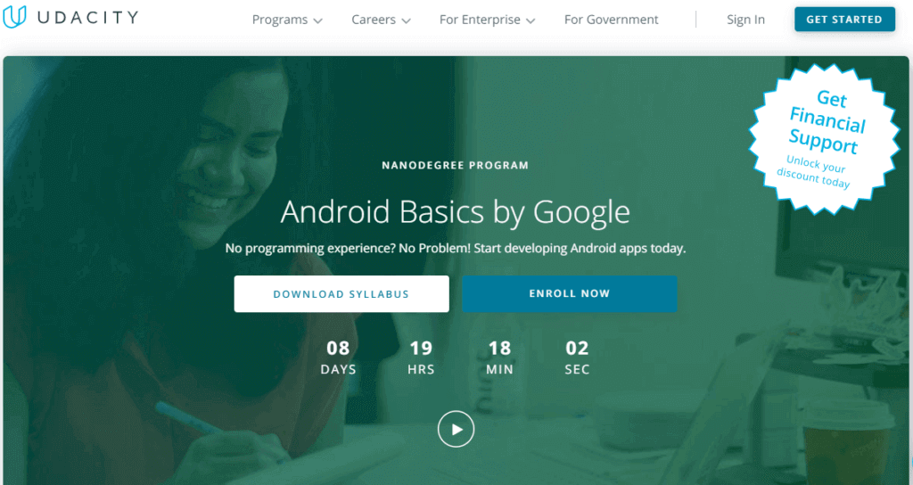 Udacity Android Developer Nanodegree Program