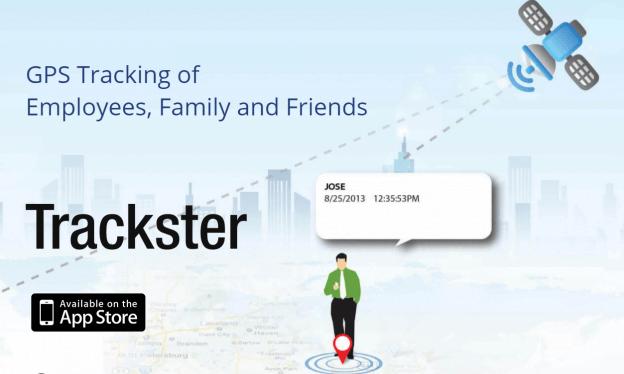 trackster app