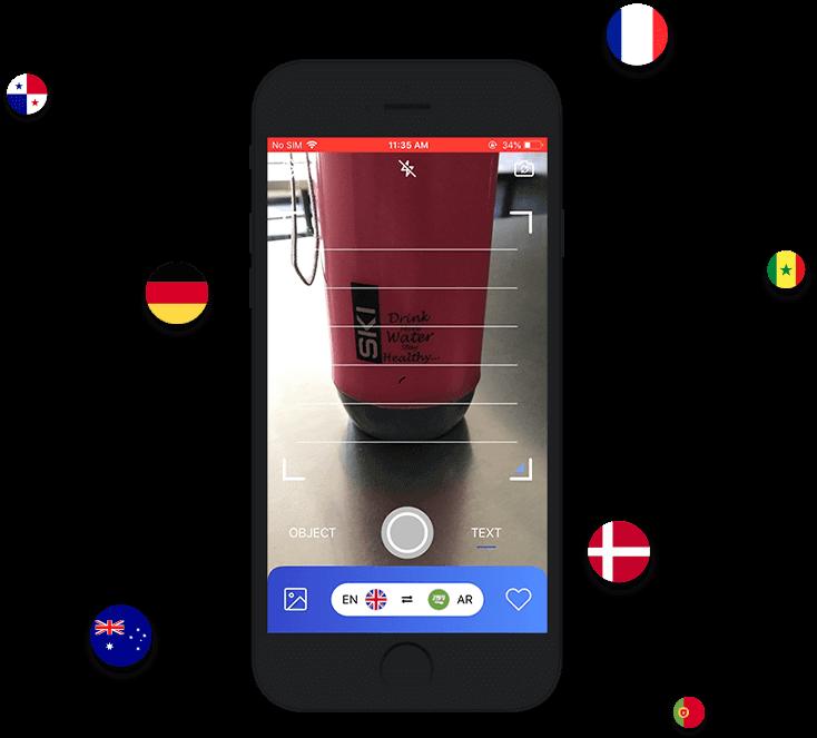 Photo Translator App