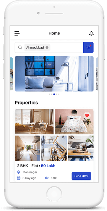 property screen