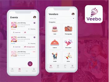 Virtual Party App