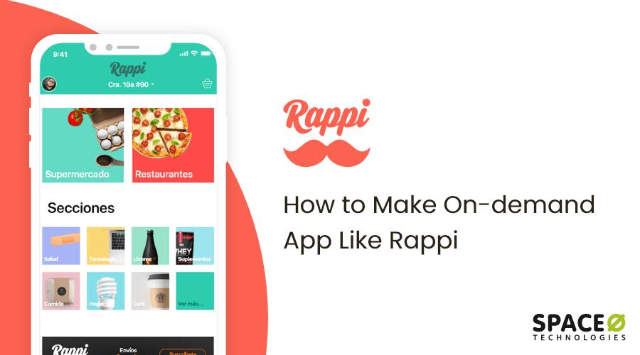 develop food delivery app