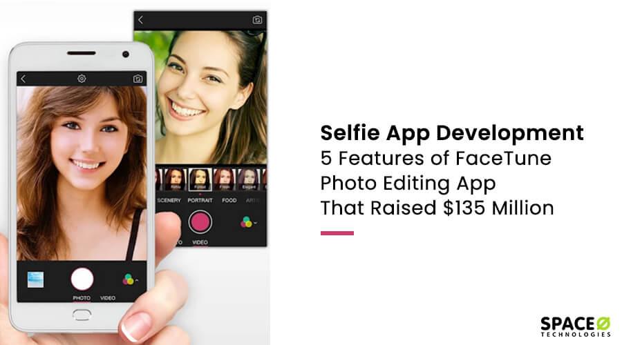 selfie app like facetune