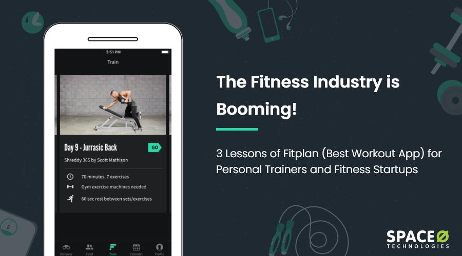 workout app development