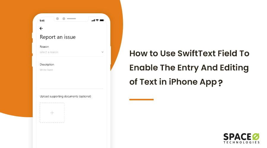 text field in swift