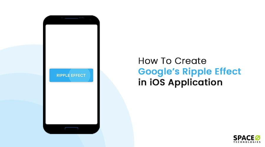 Ripple Effect in iOS