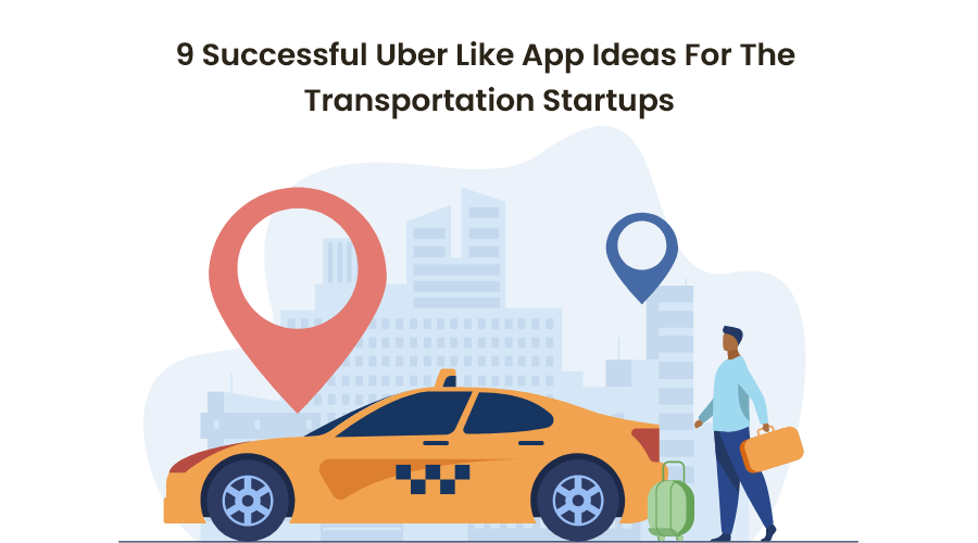Uber-like App Development