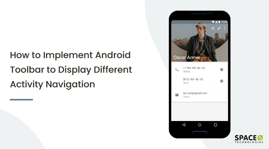 Android Toolbar Tutorial
