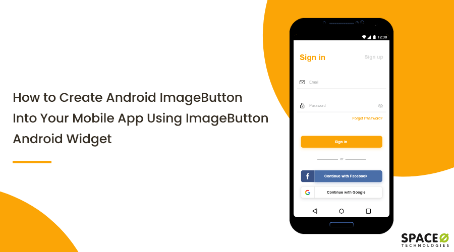 android image button demo