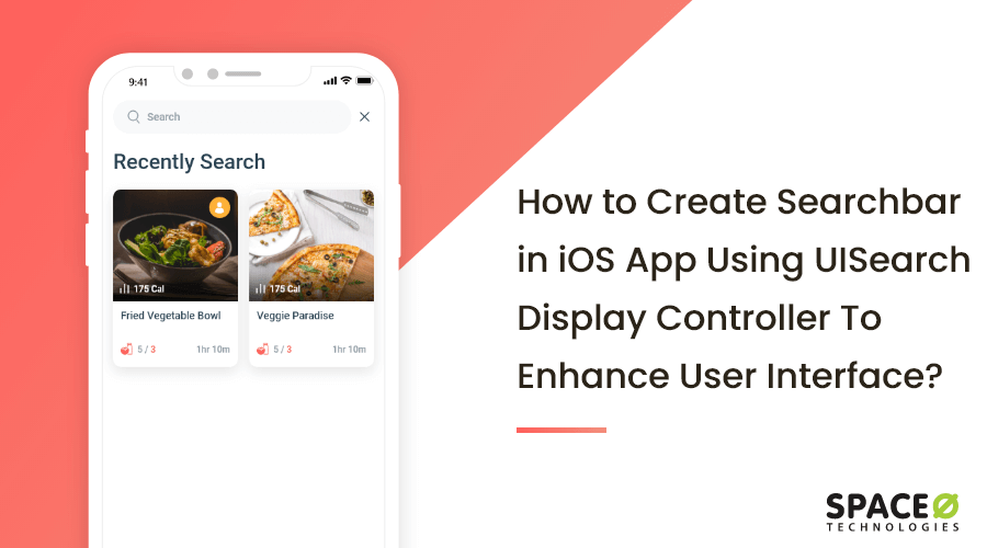 How to Create Searchbar in iOS App Using UISearch Display Controlle