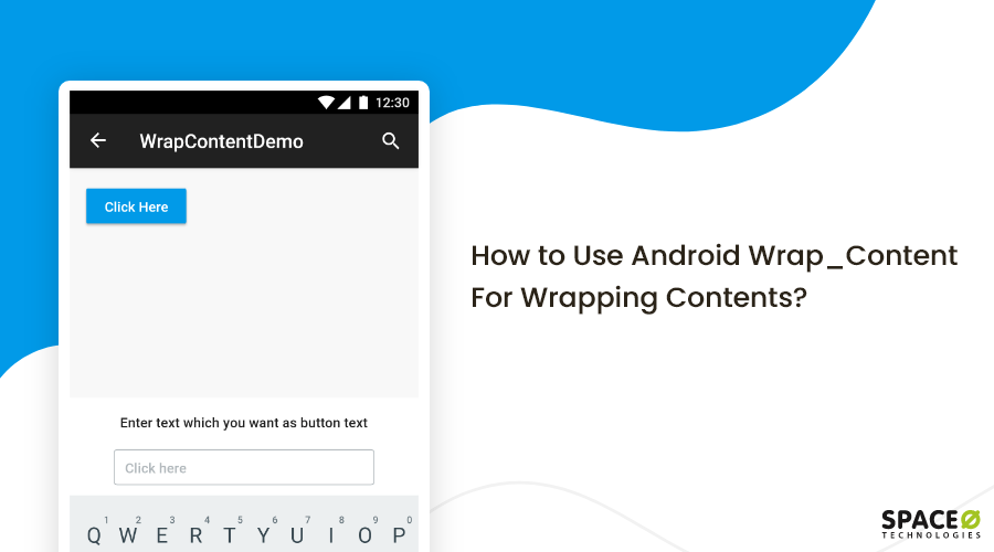 Wrap Content in Android