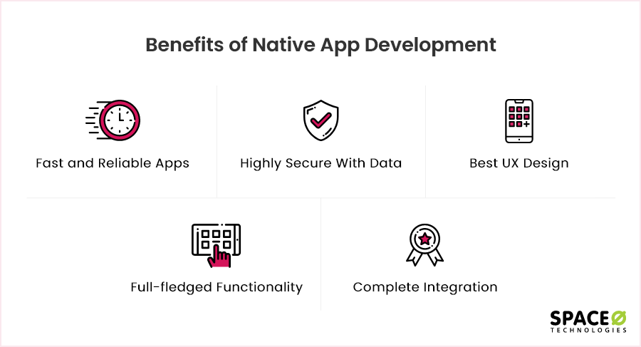 Benefits of Native App