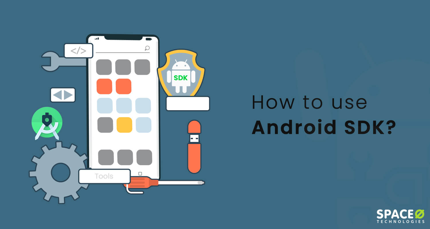 how to use android sdk