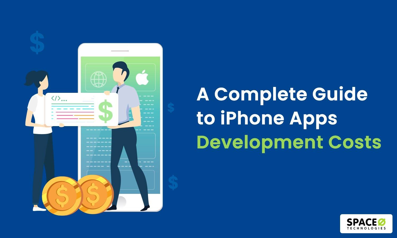 iphone apps development costs