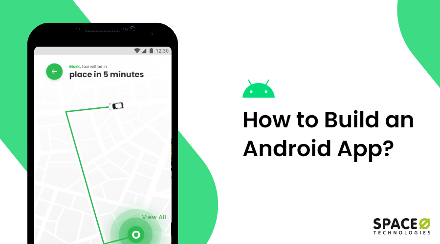Featured image - build Android app