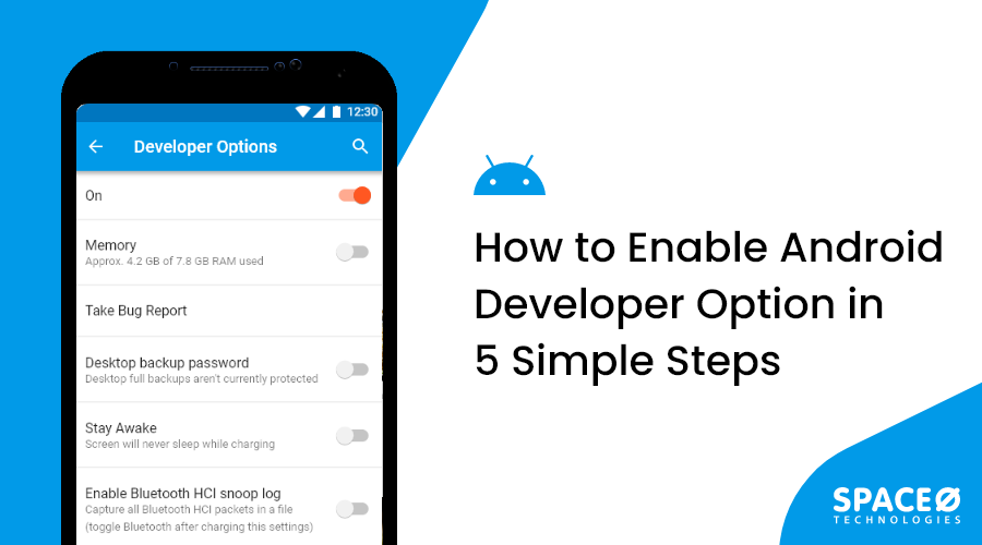 How to Enable Android Developer Option in 5 Simple Steps