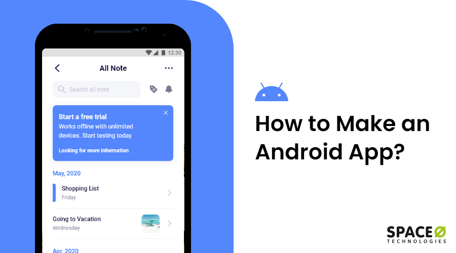 How to Make an Android App?