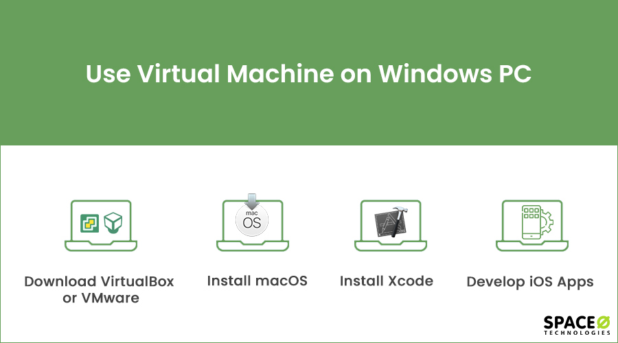 Use Virtual Machine on Windows PC