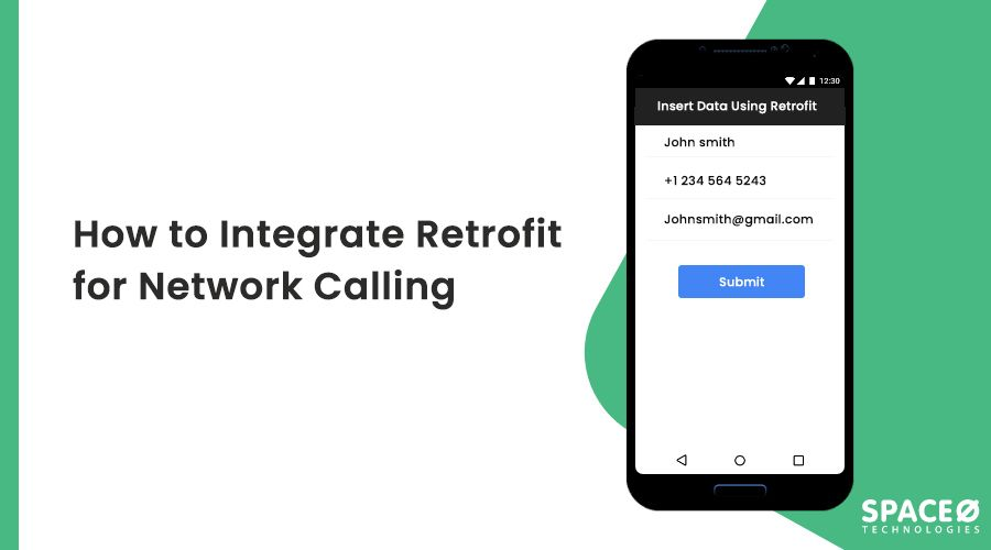 How to Integrate Retrofit for Network Calling?