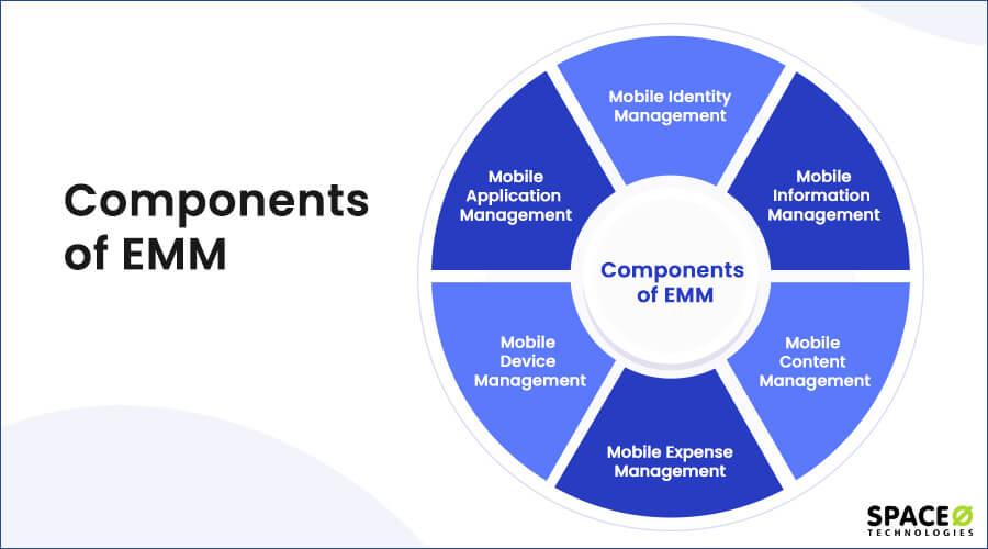 components of enterprise mobility management