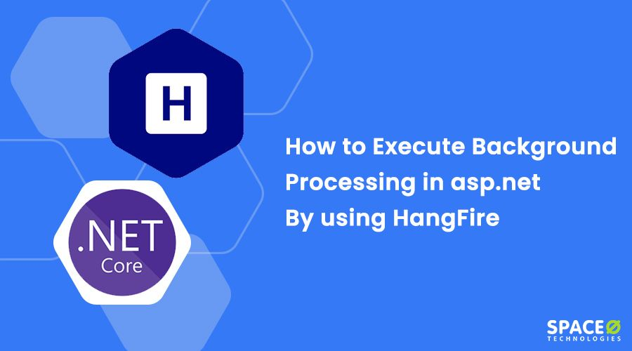 how to execute background processing