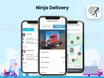 Ninja-Delivery