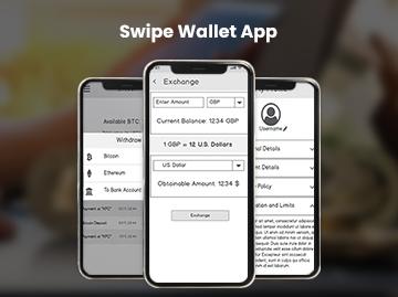 Swipe-Wallet-App