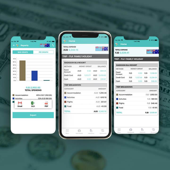 An Expense Tracker App