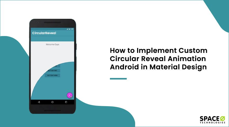 How to Implement Custom Circular Reveal Animation?