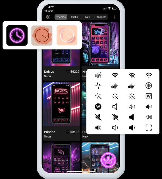 Install Themes, Icons, & Widgets