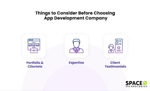 Things to Consider Before Choosing Web App Development Company