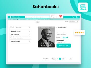 sahanbook